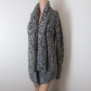 Express wool blend cardigan